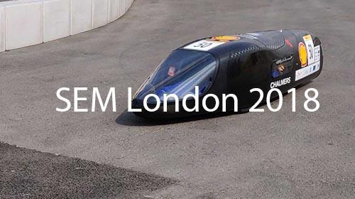SEM London 2018
