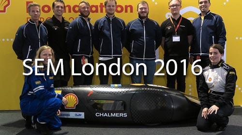 SEM London 2016